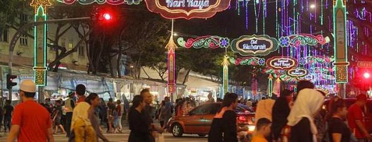 bazaar ramadhan singapore