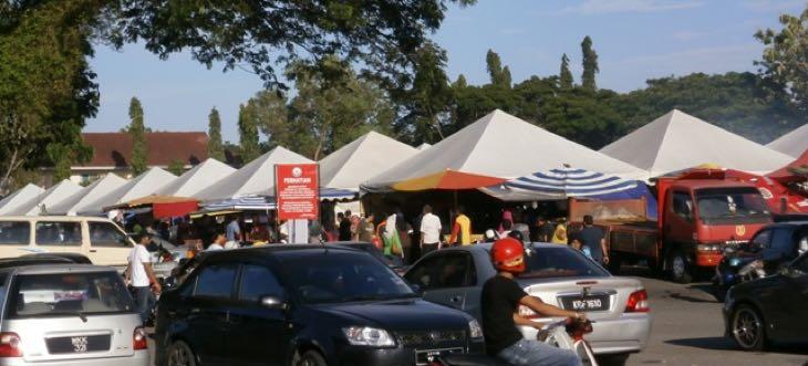bazaar ramadhan kedah