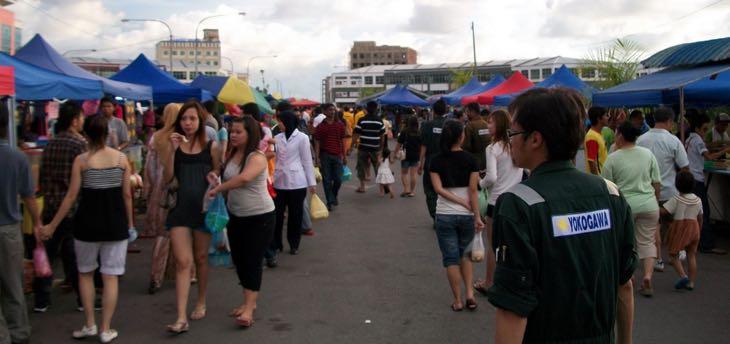 bazaar ramadhan sarawak