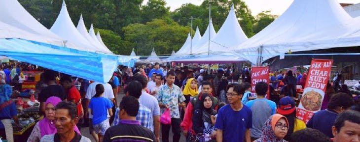 bazar ramadhan johor bahru
