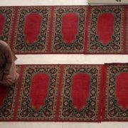 solat tarawih sendirian